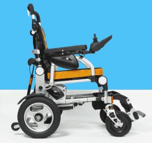 SmartChair Evo, fauteuil roulant pliable léger et transportable