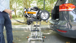 SmartUp, aide au chargement électrique