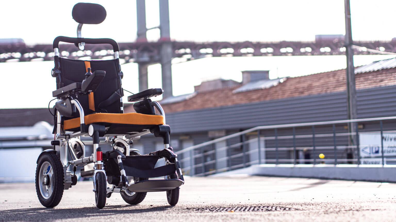 SmartChair EVO, tout le confort d'un fauteuil