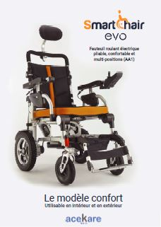 Plaquette documentation SmartChair EVO