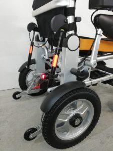 Smartchair EVO light arrière